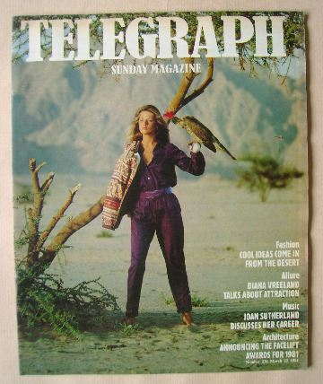 <!--1981-03-22-->The Sunday Telegraph magazine - 22 March 1981