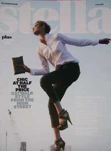 <!--2009-05-17-->Stella magazine - Chic At Half The Price cover (17 May 200