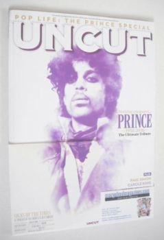 Uncut magazine - Prince cover (July 2016)