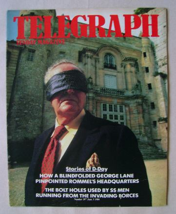 <!--1984-06-03-->The Sunday Telegraph magazine - George Lane cover (3 June