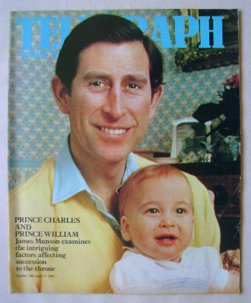<!--1983-04-17-->The Sunday Telegraph magazine - Prince Charles and Prince