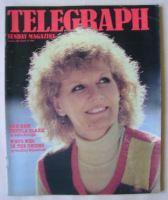 <!--1980-03-30-->The Sunday Telegraph magazine - Petula Clark cover (30 March 1980)