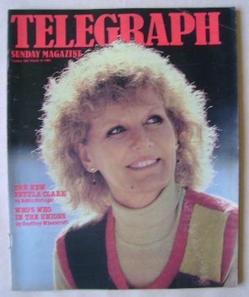 <!--1980-03-30-->The Sunday Telegraph magazine - Petula Clark cover (30 Mar