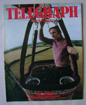 <!--1981-02-22-->The Sunday Telegraph magazine - Don Cameron cover (22 Febr