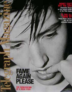 <!--1997-04-05-->Telegraph magazine - Sharleen Spiteri cover (5 April 1997)
