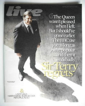 Live magazine - Terry Wogan cover (4 July 2010)