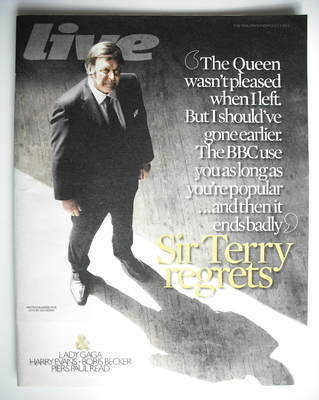 <!--2010-07-04-->Live magazine - Terry Wogan cover (4 July 2010)