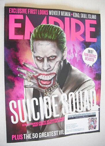 <!--2016-09-->Empire magazine - Jared Leto cover (September 2016)