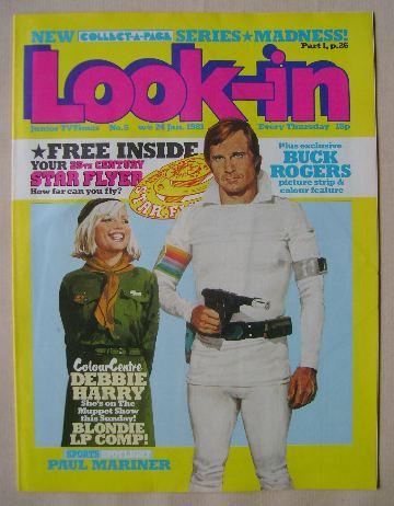 <!--1981-01-24-->Look In magazine - 24 January 1981