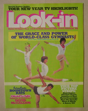 <!--1981-01-03-->Look In magazine - 3 January 1981