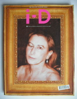 i-D magazine - Miuccia Prada cover (April 2009)