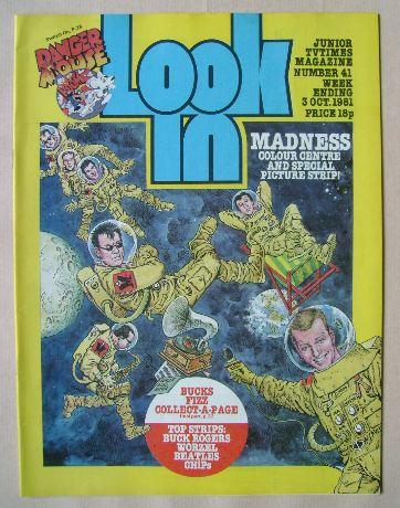 <!--1981-10-03-->Look In magazine - 3 October 1981