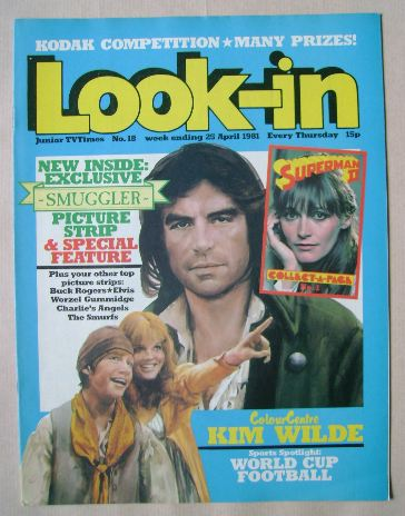 <!--1981-04-25-->Look In magazine - 25 April 1981