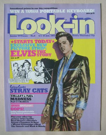 <!--1981-01-31-->Look In magazine - 31 January 1981