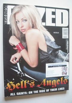 Dazed & Confused magazine (October 1999 - Natalie Appleton cover)