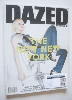 Dazed & Confused magazine (July 2002 - Alison Renner cover)