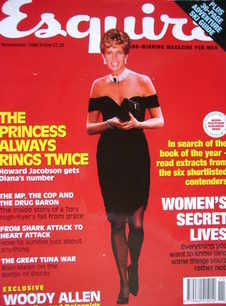 <!--1994-11-->Esquire magazine - Princess Diana cover (November 1994)