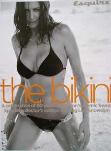 Esquire supplement - The Bikini (Lisa Snowdon cover)