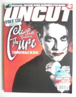 <!--2004-08-->Uncut magazine - Robert Smith cover (August 2004)