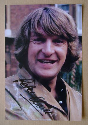 Peter Cleall autograph (hand-signed photograph)