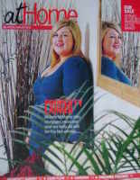 Scotland on Sunday At Home magazine supplement - Michelle McManus cover (7 October 2007)