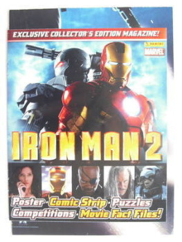 Iron Man 2 magazine supplement