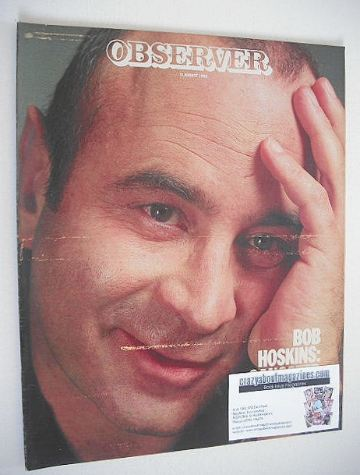 <!--1989-10-14-->Chat magazine - Bob Hoskins cover (14 October 1989)