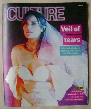 Culture magazine - Natasha Khan cover (24 July 2016)