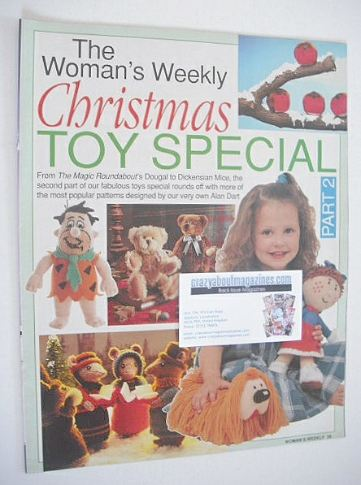 Christmas Toy Special Part 2 (by Alan Dart)