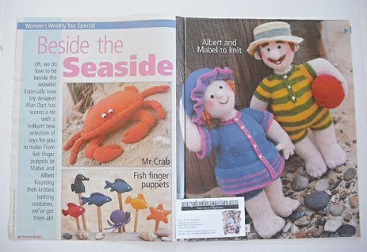 Beside The Seaside Toy Special (by Alan Dart)
