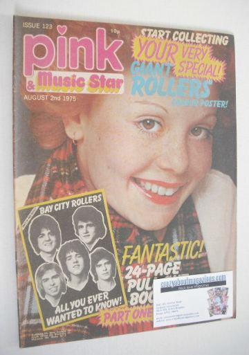 <!--1975-08-02-->Pink magazine - 2 August 1975