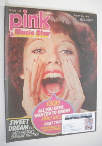<!--1975-08-09-->Pink magazine - 9 August 1975