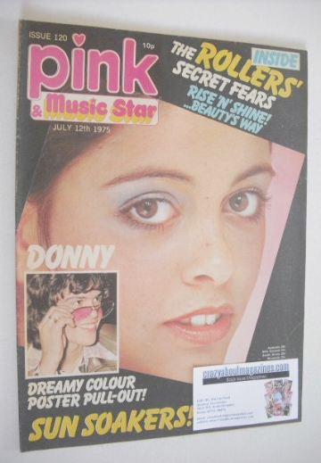 <!--1975-07-12-->Pink magazine - 12 July 1975