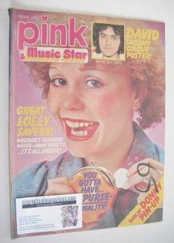 Pink magazine - 5 April 1975