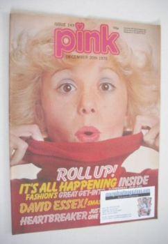 Pink magazine - 20 December 1975