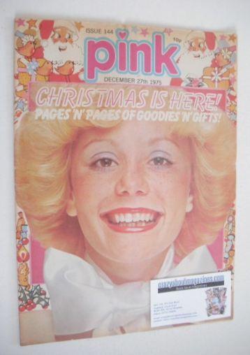 <!--1975-12-27-->Pink magazine - 27 December 1975