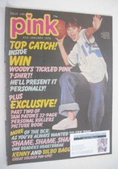 Pink magazine - 31 January 1976