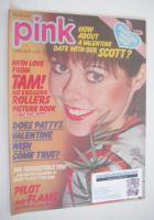 <!--1976-02-14-->Pink magazine - 14 February 1976