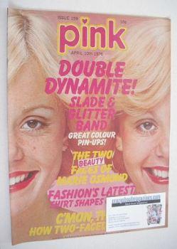 Pink magazine - 10 April 1976
