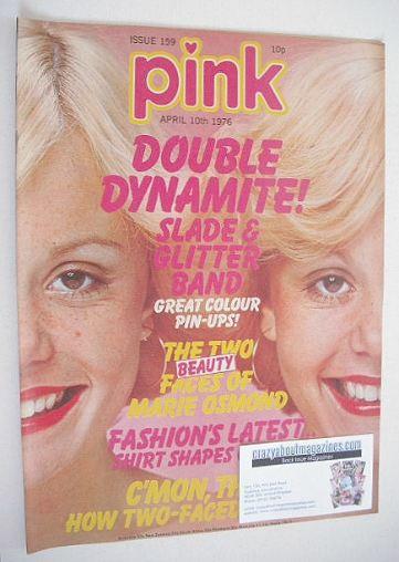 <!--1976-04-10-->Pink magazine - 10 April 1976