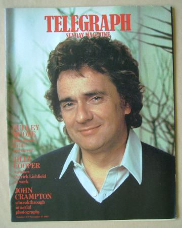 <!--1985-11-17-->The Sunday Telegraph magazine - Dudley Moore cover (17 Nov
