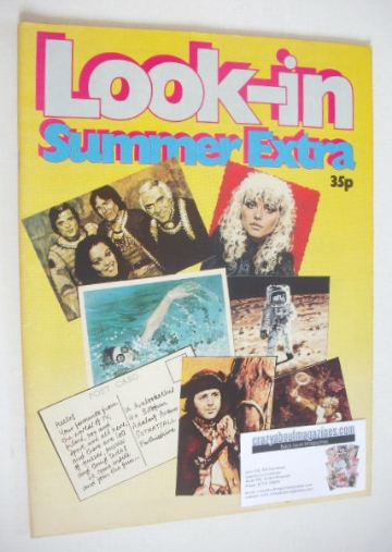 <!--1979-08-01-->Look In Summer Extra magazine