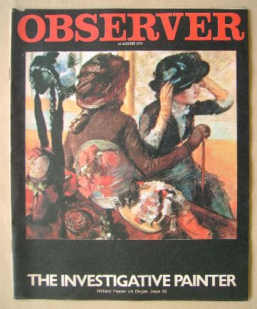 <!--1979-08-12-->The Observer magazine - 12 August 1979