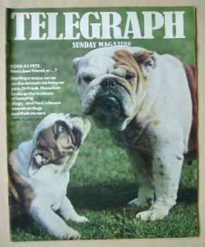 The Sunday Telegraph magazine - 17 April 1977