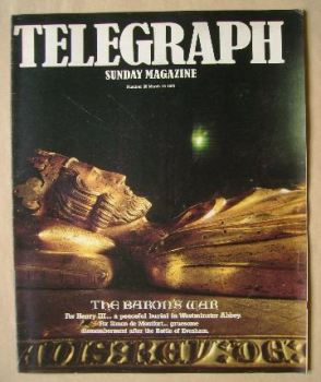 The Sunday Telegraph magazine - 13 March 1977