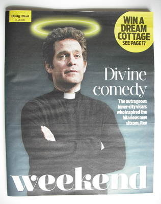 <!--2010-07-24-->Weekend magazine - Tom Hollander cover (24 July 2010)