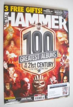 Metal Hammer magazine - 100 Greatest Album of the 21st Century cover (Summer 2016)
