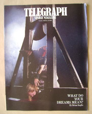 <!--1985-05-26-->The Sunday Telegraph magazine - What Do Your Dreams Mean c