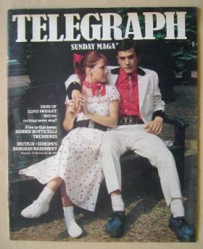 The Sunday Telegraph magazine - 28 November 1976