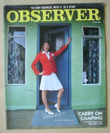 <!--1983-06-12-->The Observer magazine - 12 June 1983